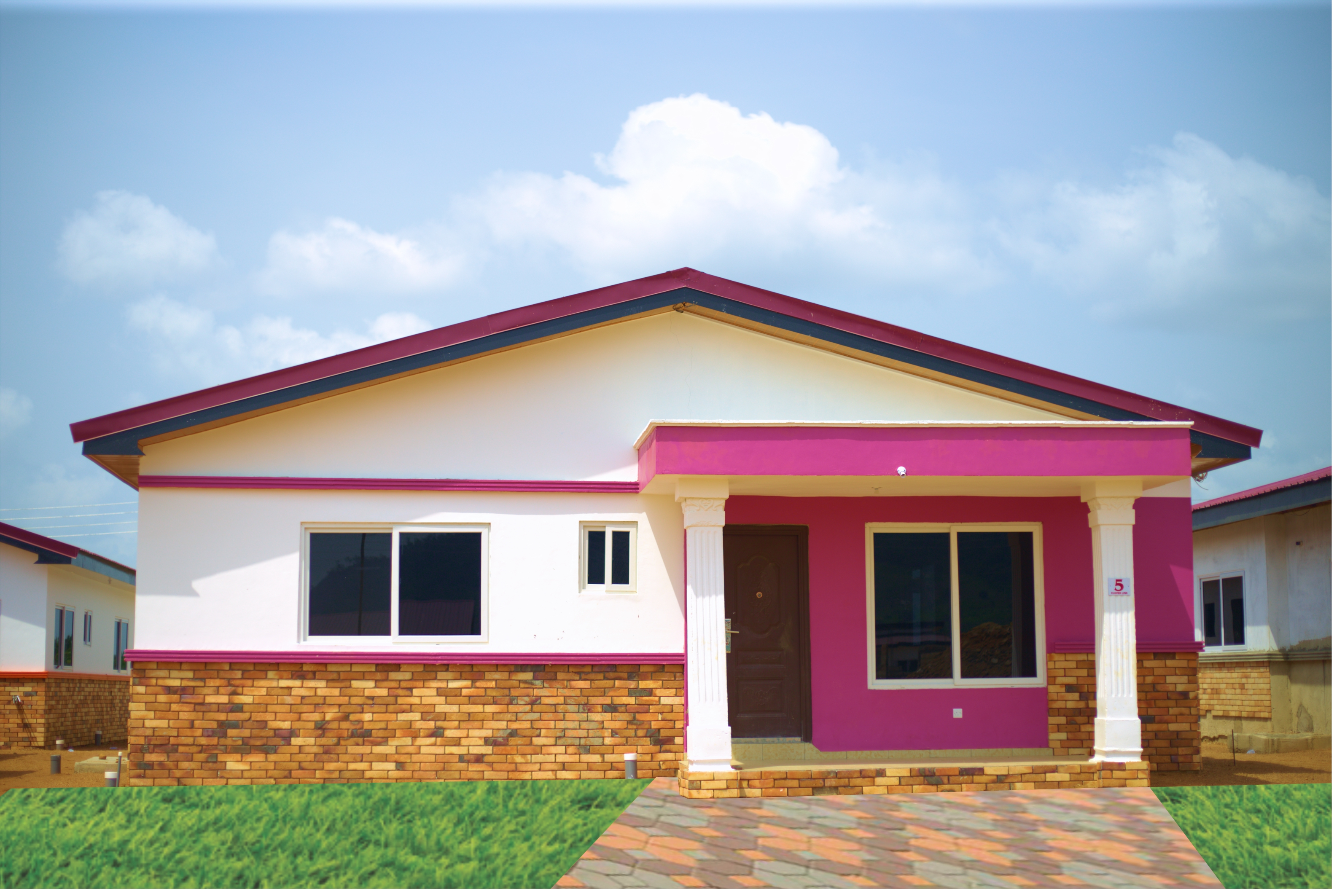 Read more about the article 2 Bedroom Detached House